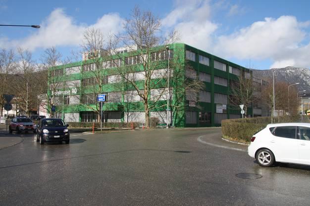 Das Gebäude auf dem Öufi-Areal soll umgebaut werden - doch schon gabs wieder eine Einsprache von Hans A. Bühlmann.