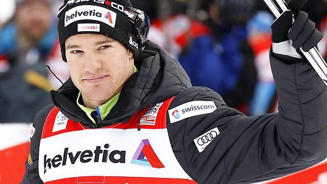 Der Chef in der Tour de Ski: Dario Cologna