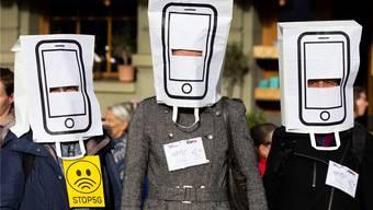 5G weckt Ängste. Der Bund untersucht deshalb die Chancen und Risiken der Technologie.