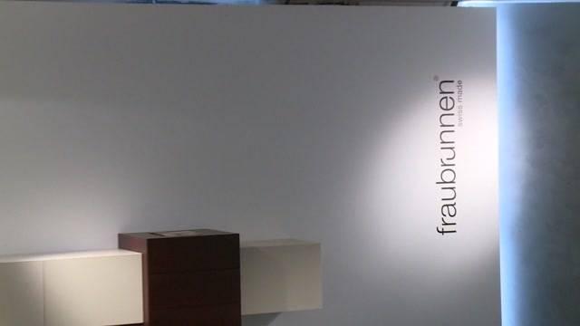 Starker Franken sägt an Möbelfirma