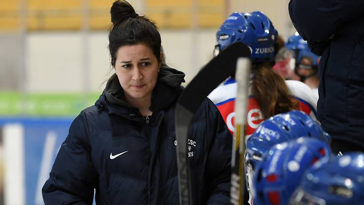 Daniela Diaz betreute bislang auch die ZSC Lions.