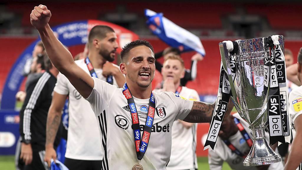 Fulham zurück in der Premier League
