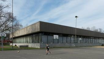 In der Schachenhalle bestreitet die Schweizer Handball-Nationalmannschaft zwei WM-Qualifikationsspiele. (Archiv)