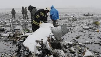 Flugzeug in Südrussland bei Landeanflug abgestürzt