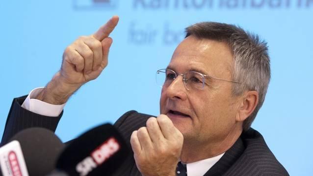 Bundesstrafgericht weist Anklage gegen Ex-BKB-Chef Hans Rudolf Matter zurück.