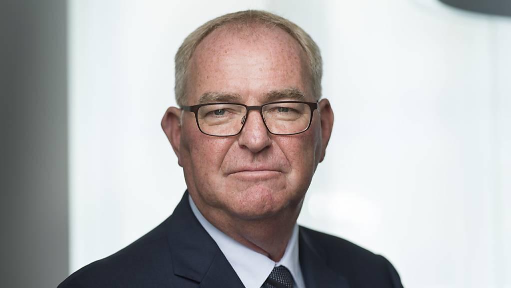 Christoph Mäder, Präsident des Wirtschaftsdachverbandes Economiesuisse, ist enttäuscht über das  Krisenmanagement der Schweiz in der Corona-Pandemie. (Archivbild)
