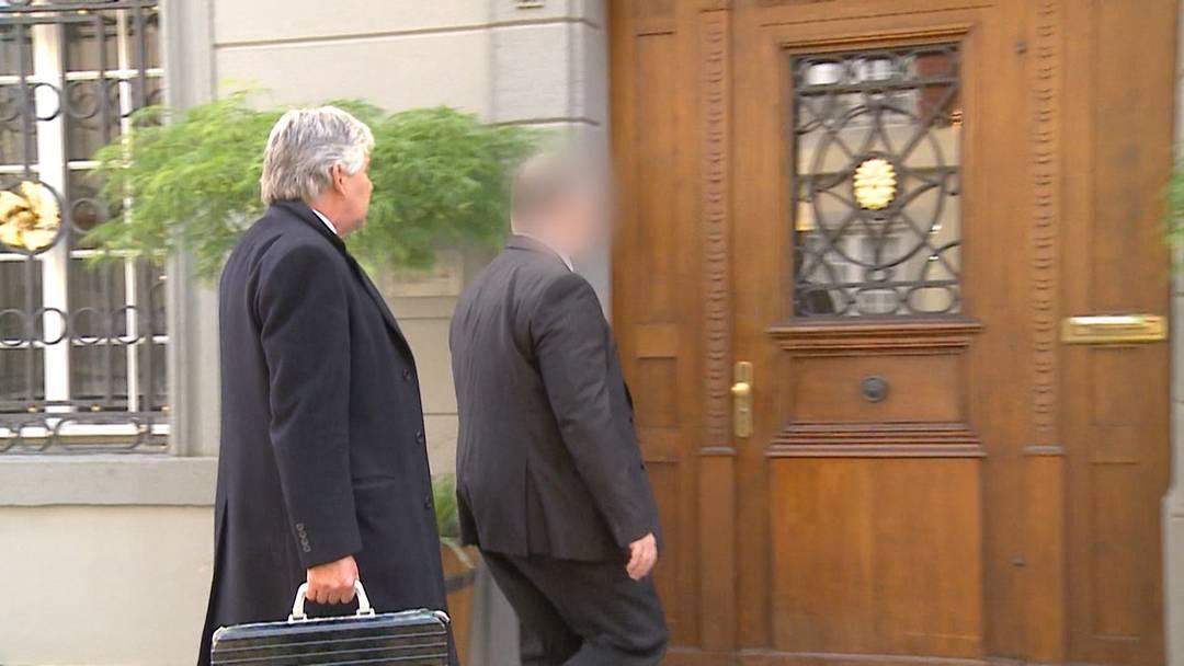 Viertelmillion unterschlagen: Ex-Finanzminister von Widen vor Gericht