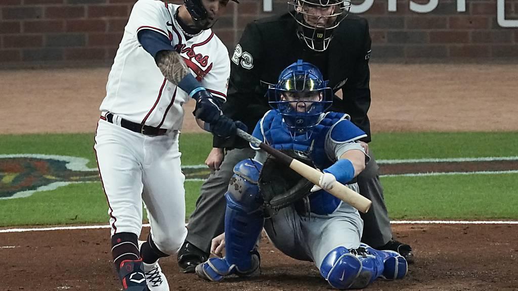 Die Atlanta Braves folgen den Houston Astros in die World Series