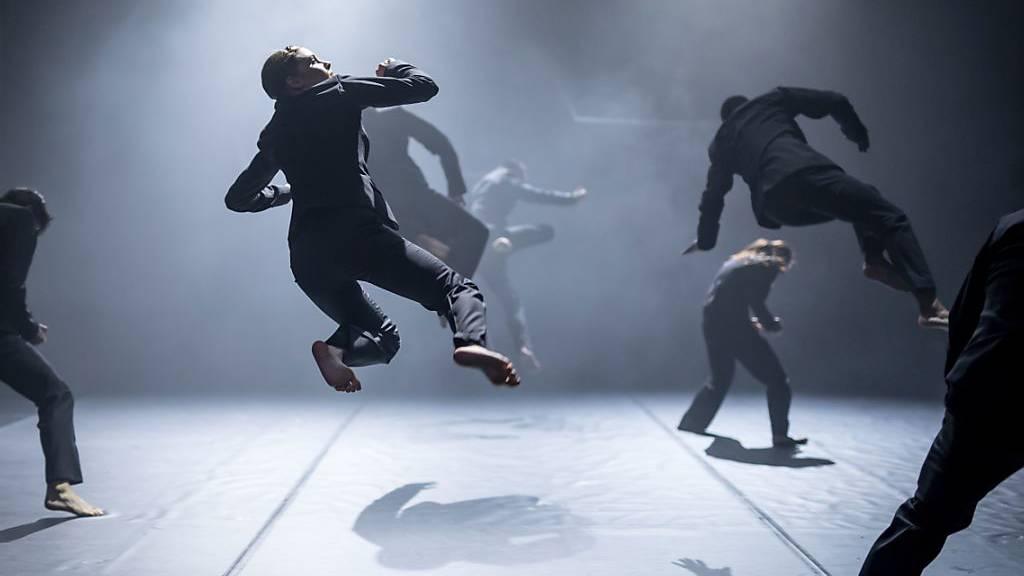 Tanzkompanie mit neuem Team, neuem Look und neuem Stück