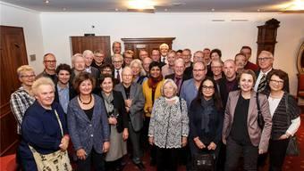 Den Jubilaren, Pensionierten und abtretenden Behördenmitgliedern galt der Dank der Stadt Solothurn.