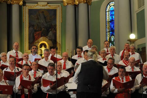 Männerchor Dietikon, Jahreskonzert