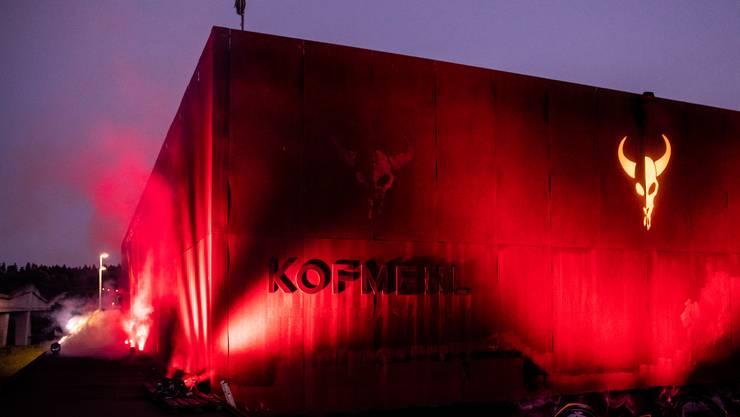 Die Kulturfabrik Kofmehl
