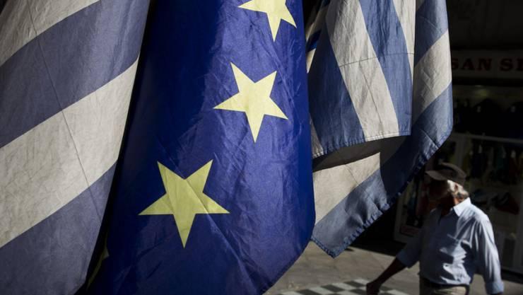Die Zeit drängt: die Euro-Finanzminister wollen eine neue Zuspitzung der Schuldenkrise zu verhindern.