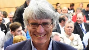 Gemeindepräsident Gery Meier.