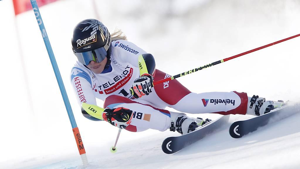 Lara Gut-Behrami sammelte in diesem Winter viele Punkte für die Schweiz.