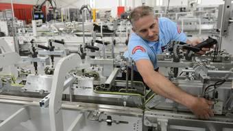Auch in der Maschinenindustrie fürchtet man einen Fachkräftemangel und damit steigende Lohnkosten.