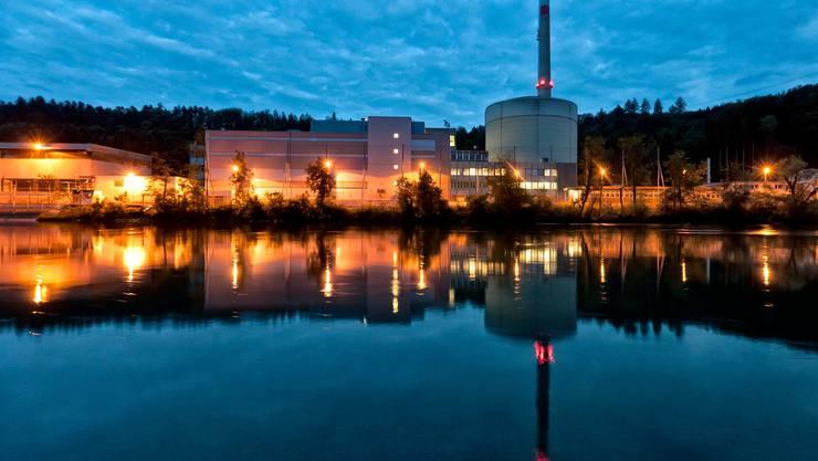 Auch die Stillegung des Kernkraftwerks Mühleberg läuft wie geplant.