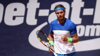 Gewann zum zweiten Mal das ATP-Sandplatzturnier von Hamburg: Rafael Nadal