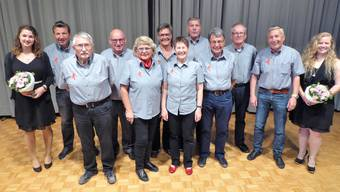 Der Vorstand von aTuTi im Jahr 2019.