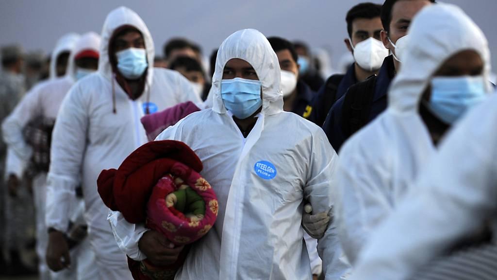 Chile schiebt zahlreiche venezolanische Migranten ab