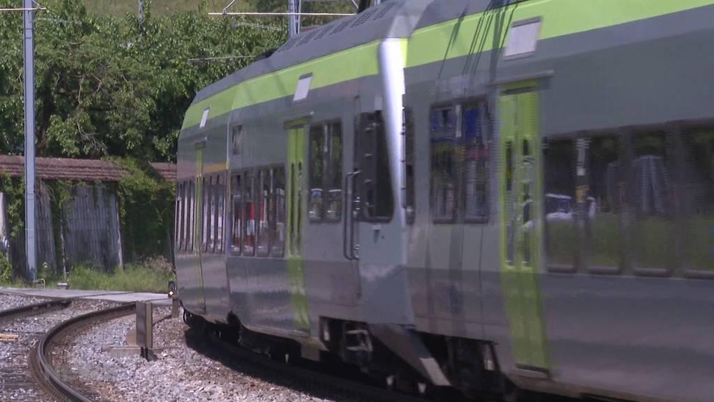Schwitzkasten-Alarm: Klimaanlagen der BLS Nina-Züge sind defekt