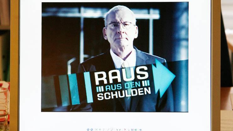 Peter Zwegat half bei RTL verschuldeten Menschen aus der Krise – in Basel sind nicht alle so gut beraten.