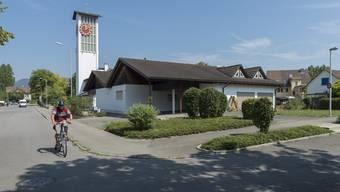 Künftig werden die Seelsorger in ihren Büros erreichbar sein. Das Kirchgemeindehaus soll um einen Anbau erweitert werden