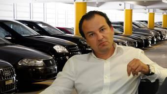 Der Prozess gegen Autohändler Riccardo Santoro wird noch länger dauern.