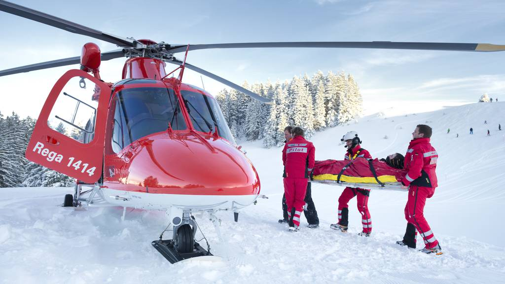 Titlis: Snowboarder von Lawine verschüttet