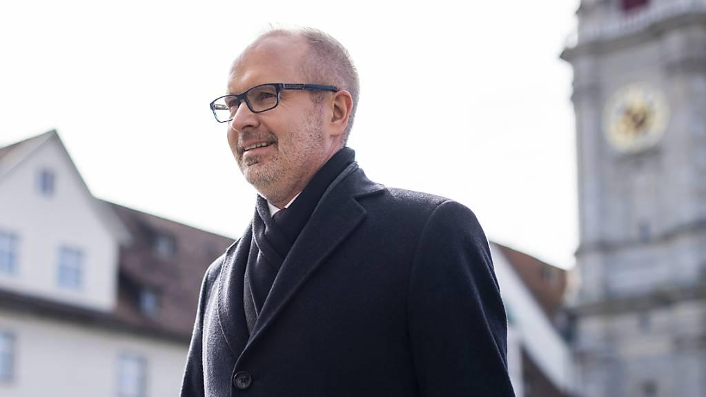 Der Universitätsrat unter dem Präsidium des St.Galler Bildungschefs Stefan Kölliker (SVP) hatte 2019 die Wiederwahl von Johannes Rüegg-Stürm als HSG-Professor bewilligt und war damit in die Kritik geraten. (Archivbild)