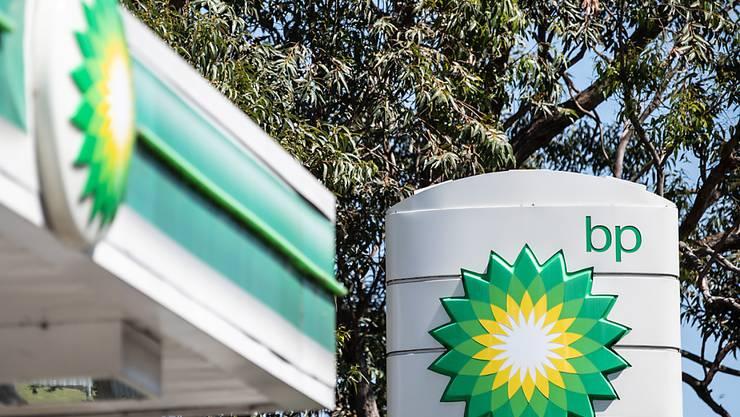Tiefere Ölpreise haben den Gewinn des britischen Ölkonzerns geschmälert. (Archivbild)
