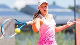 Aargauer Tennismeisterschaften in Wohlen
