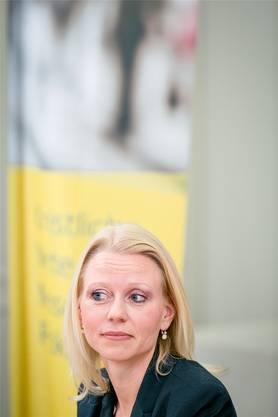 Lilian Studer (EVP): 35 000 Fr.