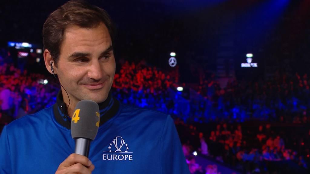 Laver Cup 2019: Das sagt Roger über Nadal