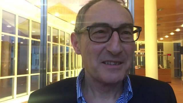 Rolf Schaeren (CVP): «Ich freue mich auf die Zusammenarbeit mit allen»
