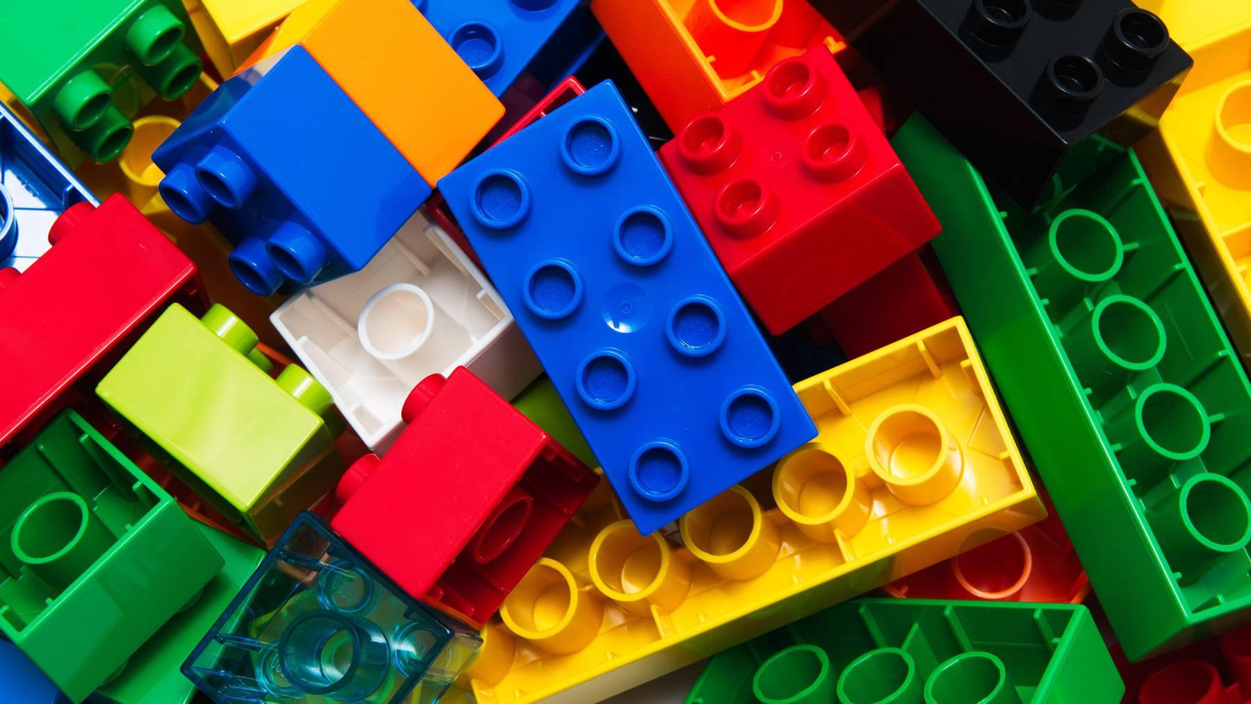 Lego wird heute 60 Jahre alt
