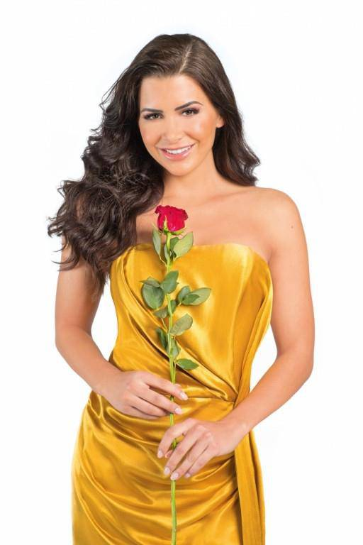 Bachelorette Andrina Santoro (© pd)