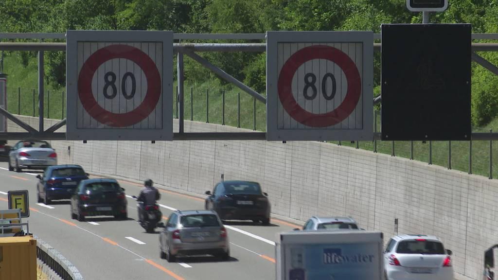 Achtung Stau: Hauptarbeiten auf der Stadtautobahn SG starten