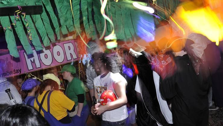 Mooreball 2015 im Kakadu