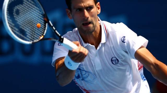 Djokovic: von einem Kantersieg zum nächsten