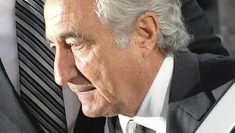 Finanzjongleur Madoff (Archiv)
