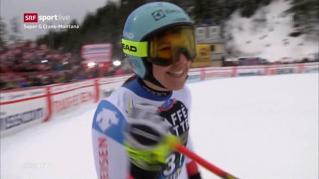 Überragende Schweizer Skicrosser