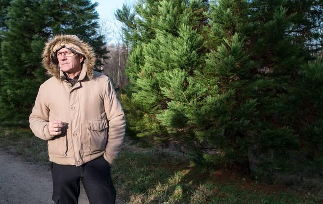 Fredy Lienhard: «Ökologisch war der Sturm wertvoll.»