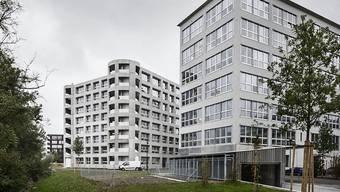 Zusammenrücken: Eine Studie im Auftrag des Städteverbandes macht Empfehlungen zur Siedlungsentwicklung nach innen. Im Bild eine von Herzog & de Meuron geplante Wohnsiedlung in Uster ZH. (Archivbild)