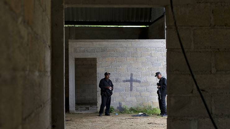 Polizei in Mexiko befreit Drogensüchtige aus zwielichtigen Rehabilitationszentren (Symbolbild)