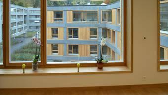 Arlesheim Haus «Rägeboge» für Demente vom Verein Obesunne
