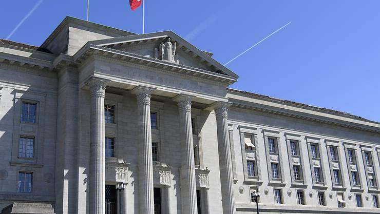 Das Bundesbericht hat eine Verurteilung wegen Rassendiskriminierung bestätigt. (Archiv)