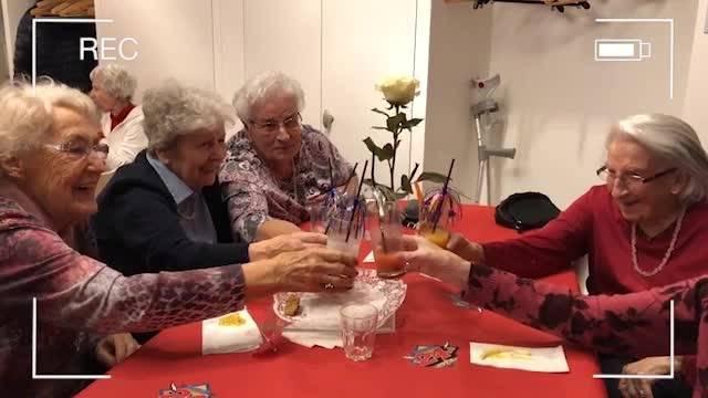Nina Roosts Videotagebuch aus dem Alterszentrum Herzogenmühle