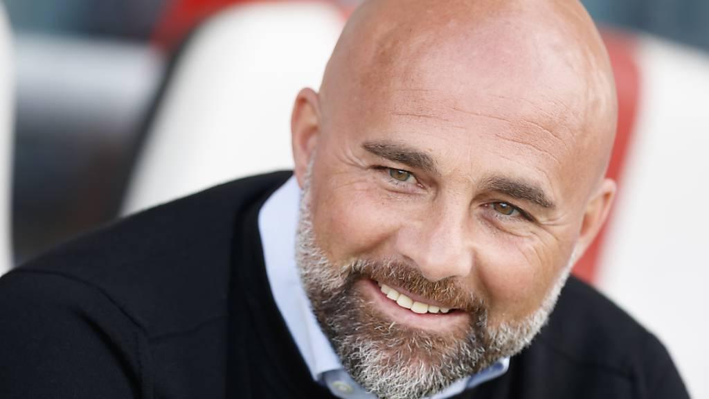 Giorgio Contini befehligt die Hoppers nach dem Wiederaufstieg