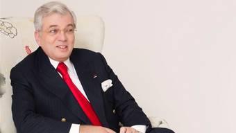Aaron Frenkel (61) führt von Monaco aus seine osteuropäischen Geschäfte.ZVG